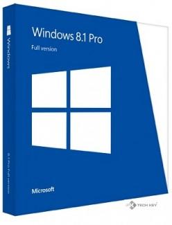 Phần mềm Win 8.1 Pro 64bit 1pk DSP OEI DVD (FQC-06949)