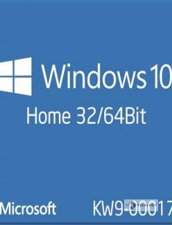Phần mềm Win 10 Home 32bit 1pk DSP OEI DVD (KW9-00185)