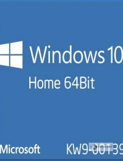 Phần mềm Win 10 Home 64bit 1pk DSP OEI DVD (KW9-00139)