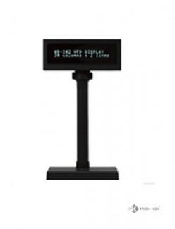 Màn hình hiển thị Code Soft VFD PD220 interface  Pole Display
