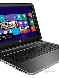 Máy xách tay/ Laptop HP 14-am060TU (X1H09PA) (Bạc)