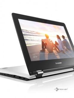 Máy xách tay Laptop Lenovo YoGa500 14IBD 80N400JNVN (Trắng)