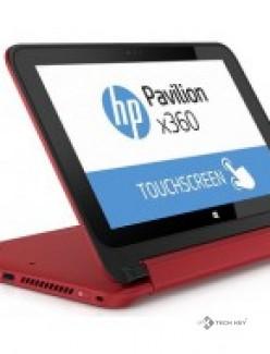 Máy xách tay Laptop HP Pavilion x360 11-k108TU (P3D42PA) (Đỏ)