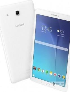 Máy tính bảng Samsung SM T561 (Galaxy Tab E) (Trắng)