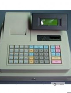 Máy tính tiền KPOS-ECR-BL686E