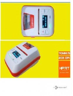 Máy in mã vạch không dây HPRT HM300