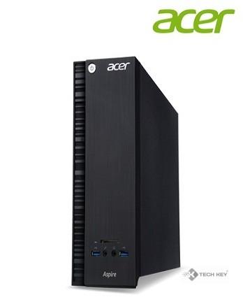 Máy tính để bàn PC Acer AXC710 (DT.B16SV-002) G4400-Hdd 1Tb
