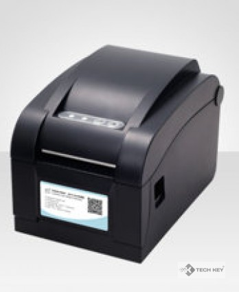 Máy in mã vạch Barcode printer KPOS-350