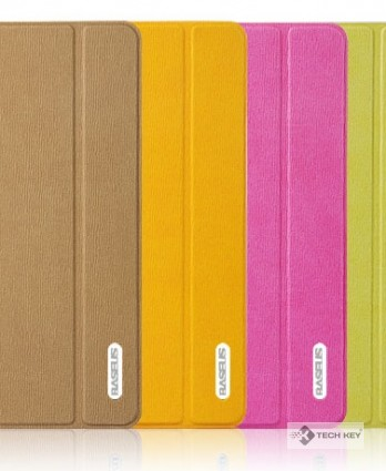 Bao da Ipad Mini Retina Baseus Folio-BD (Xanh)