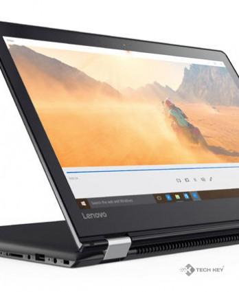 Máy xách tay/ Laptop Lenovo Yoga 510-14ISK-80S700D2VN (I3-6100U) (Đen)