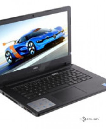 Máy xách tay Laptop Dell Inspirion 14 3458 (F3458-70071888) (Đen)
