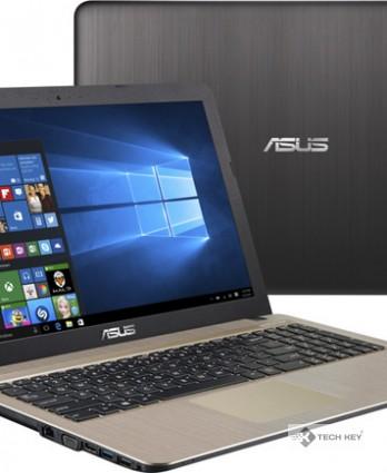 Máy xách tay/ Laptop Asus X540LA-XX265D (I3-5005U) (Đen)
