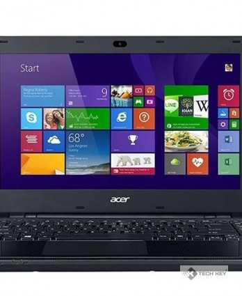 Máy xách tay/ Laptop Acer ES1-131-C4GV (NX.MYKSV.001) (Đen)