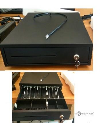 Két tiền KPOS MP330E Cash Drawer