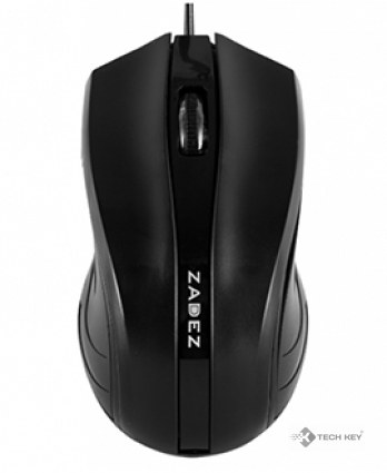 Chuột máy tính Zadez ZM-122 (Đen)