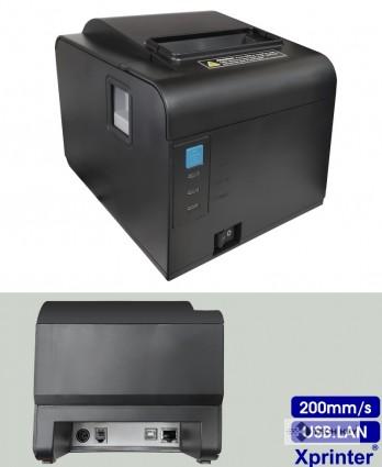 Máy in hóa đơn Xprinter XP A160MII